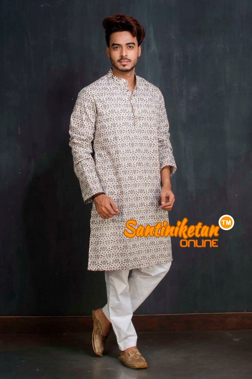 Cotton Printed Kurta SN20209471