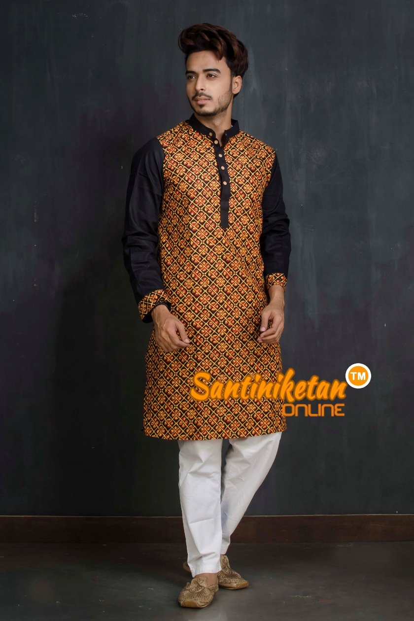 Cotton Printed Kurta SN20209483