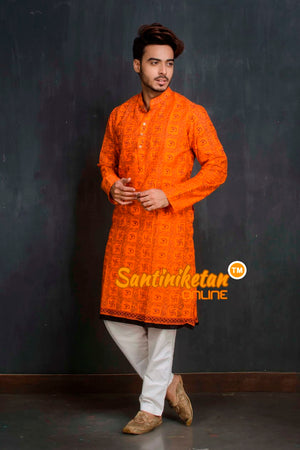 Cotton Printed Kurta SN20209487