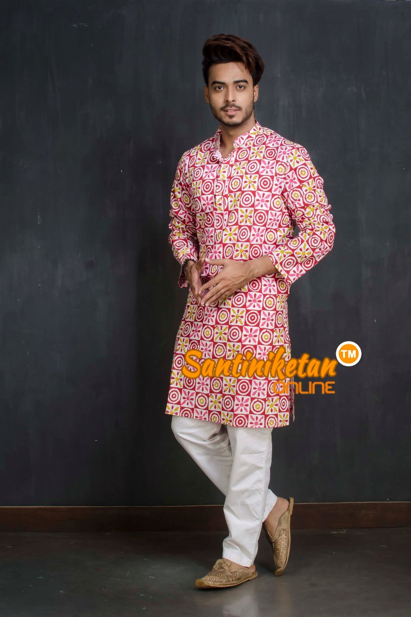 Cotton Printed Kurta SN20209491