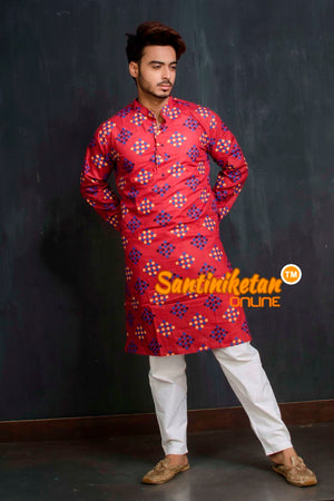 Cotton Printed Kurta SN20209495