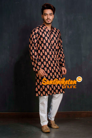 Cotton Printed Kurta SN20209497