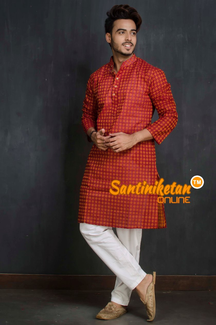 Cotton Kurta SN20209514