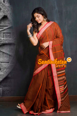 All Over Tribal Work Begampuri Saree SN20209525