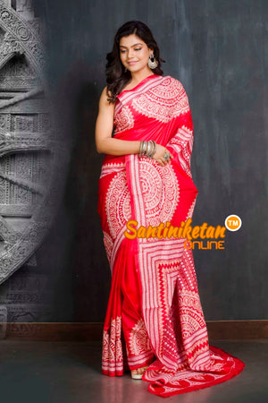 Kantha Stitch Saree SN20209556
