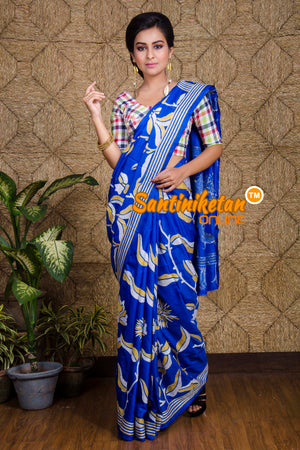 Kantha Stitch Saree SN20199716