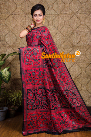 Kantha Stitch Saree SN20199799