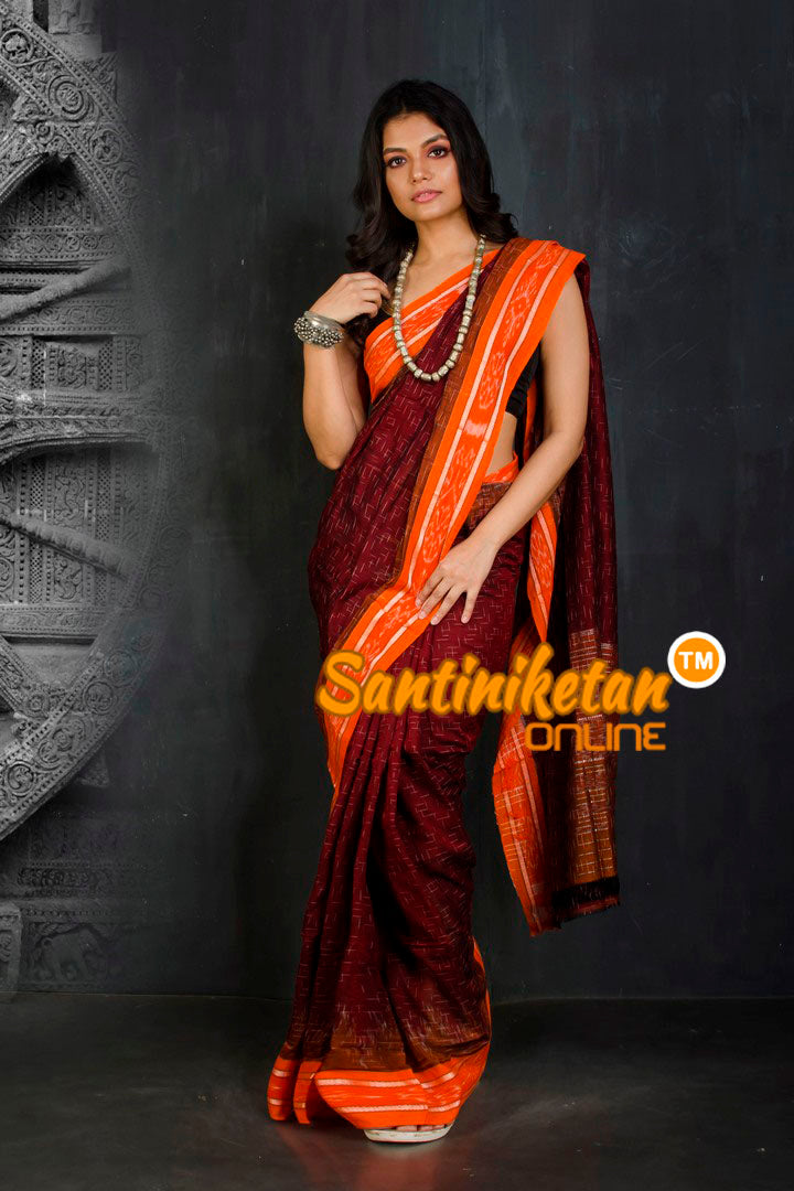 Odisha Cotton Handloom Saree SN20201986