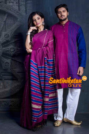 Couple Set - Santiniketan Exclusive SN20202524