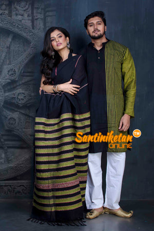 Couple Set - Santiniketan Exclusive SN20202570