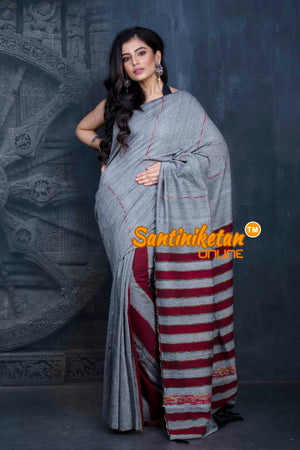 Pure Cotton Khesh Saree SN20202581