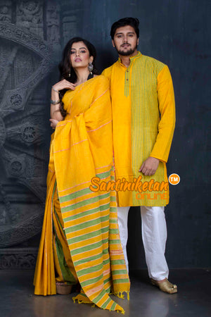 Couple Set - Santiniketan Exclusive SN20202590