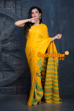Pure Cotton Khesh Saree SN20202596