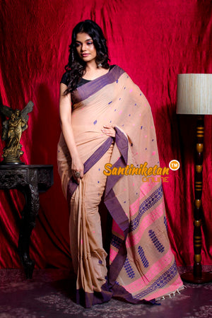 Handwoven Cotton Saree SN20203425