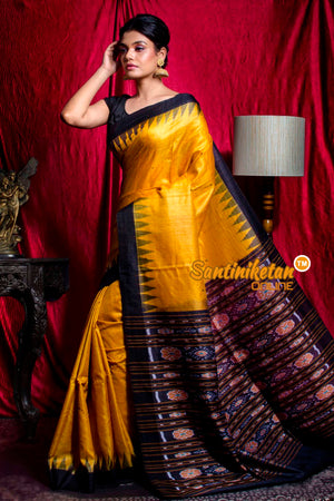 Traditional Gopalpur Tussar Silk Saree SN20203571