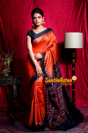Traditional Gopalpur Tussar Silk Saree SN20203574