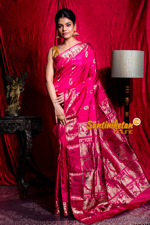 All Over Swarnachari Silk Saree SN20203649