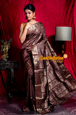 All Over Swarnachari Silk Saree SN20203670