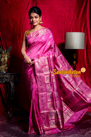 All Over Swarnachari Silk Saree SN20203676