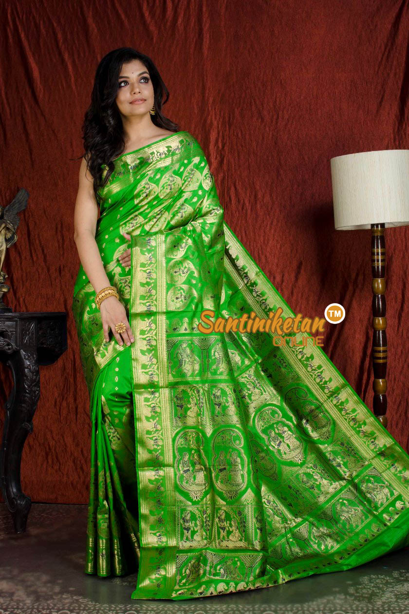All Over Swarnachari Silk Saree SN20203802