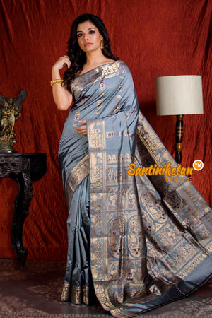 All Over Swarnachari Silk Saree SN20203818