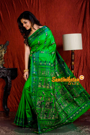 All Over Baluchari Silk Saree SN20203822