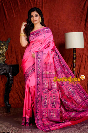 All Over Baluchari Silk Saree SN20203825
