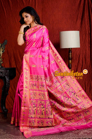 All Over Baluchari Silk Saree SN20203832