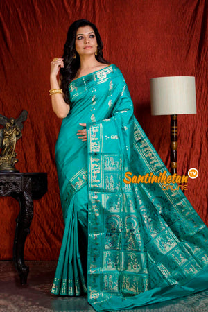 All Over Swarnachari Silk Saree SN20203836