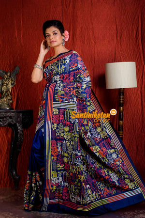 Kantha Stitch Saree SN20204940