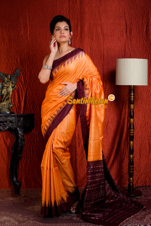 Traditional Gopalpur Tussar Silk Saree SN20204979