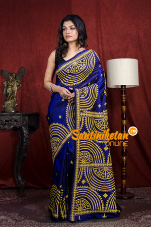 Gujrati Stitch Saree SN20206620