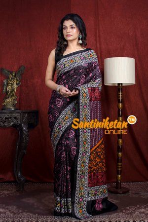 Kantha Stitch Saree SN20206641