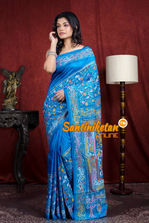 Kantha Stitch Saree SN20206669