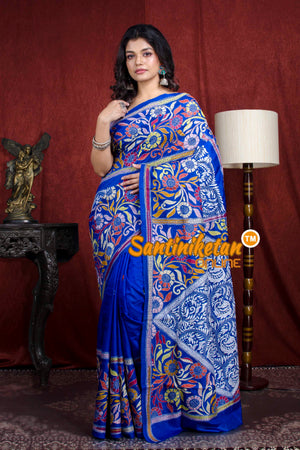 Kantha Stitch Saree SN20206691