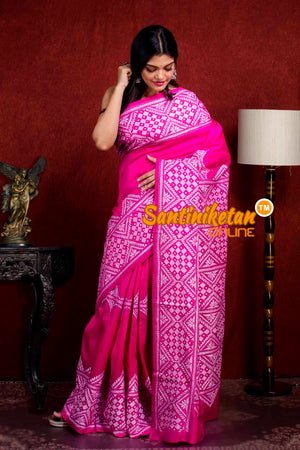Kantha Stitch Saree SN20210933