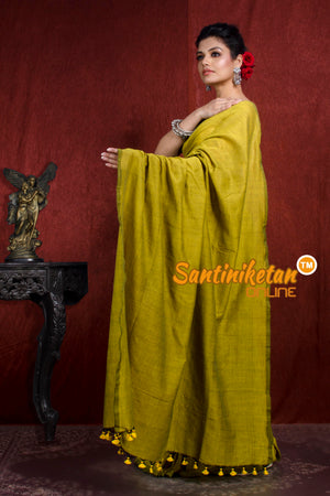 Cotton Khaddi Saree SN20218822