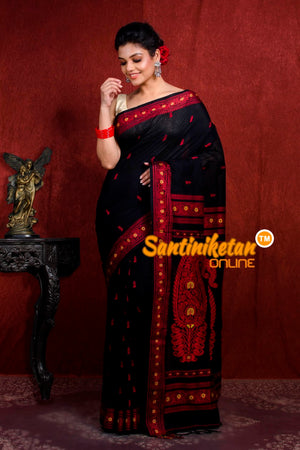Cotton Baluchari Saree SN20219036
