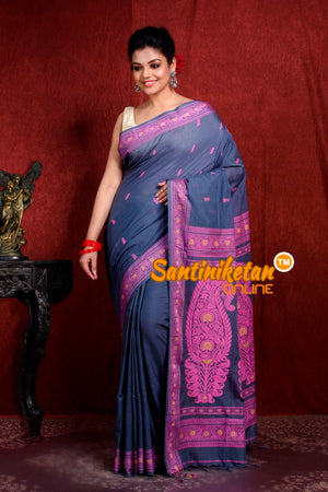 Cotton Baluchari Saree SN20219039