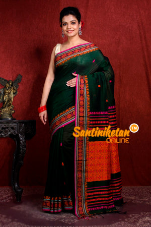 Assam Khaddi Cotton Saree SN20219042