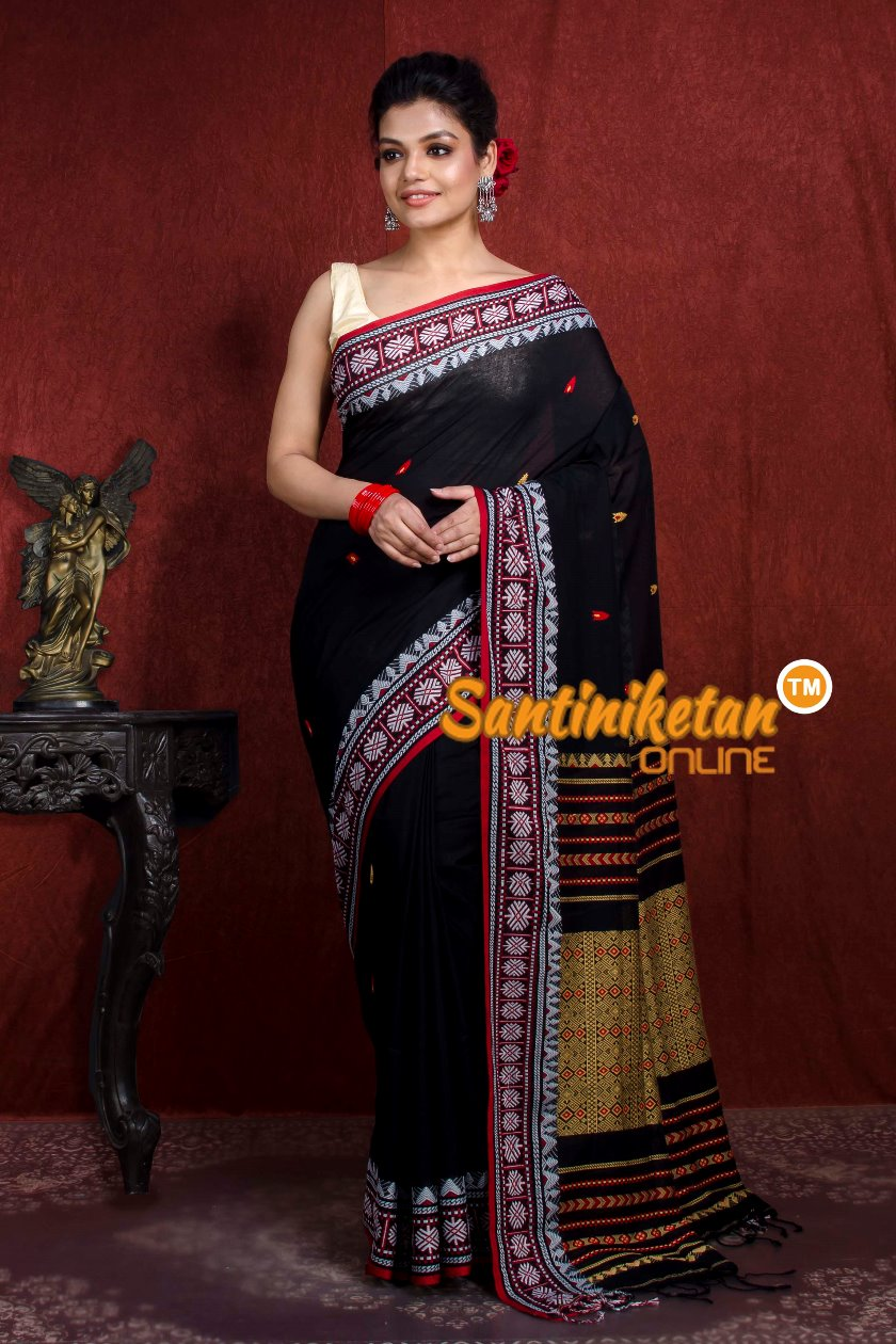 Assam Khaddi Cotton Saree SN20219045
