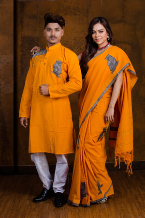 Couple Set (2pc) - shantiniketan Exclusive SN20191307