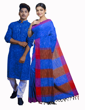 Couple Set (2pc) - shantiniketan Exclusive SN20191300