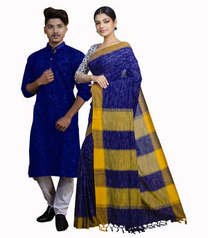 Couple Set (2pc) - shantiniketan Exclusive SN20191303