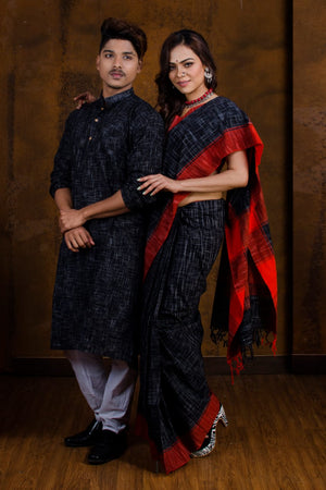 Couple Set (2pc) - shantiniketan Exclusive SN20191301