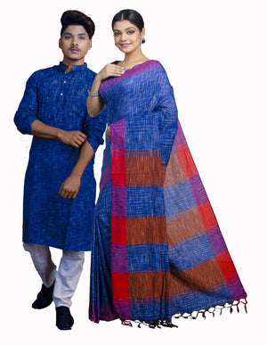 Couple Set (2pc) - shantiniketan Exclusive SN20191305
