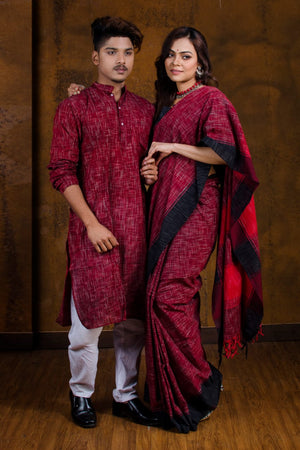 Couple Set (2pc) - shantiniketan Exclusive SN20191302