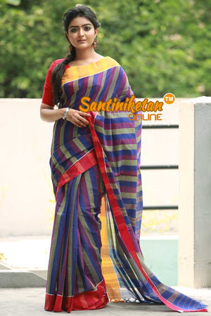 Office And Regular Use Soft Cotton Saree SN2018830