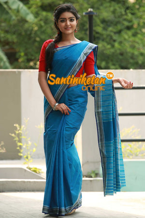 Office And Regular Use Soft Cotton Saree SN2018811