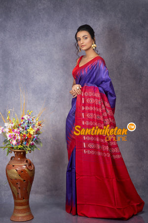 Traditional Gopalpur Tussar Ghicha Silk Saree SN20207840